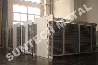 ประเทศจีน High Pressure Shell And Tube Heat Exchanger 4000mm Length 18 Tons Weight ผู้ผลิต