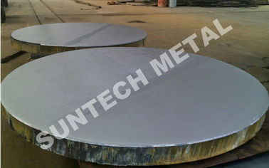 ประเทศจีน SB265 Gr.2 / SA266 Zirconium Tantalum Clad Plate for 1-Naphthol and 1-Naphthylamine ผู้จัดจำหน่าย
