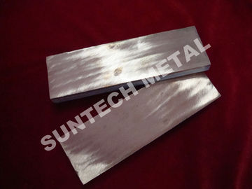 ประเทศจีน C1100 / A1050 Copper and Aluminum Cladding Plate Waterjet Cutting Edge Treatment โรงงาน