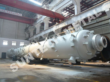 ประเทศจีน 316L Stainless Steel Column for PTA Chemicals Industry 0.1MPa - 1.6MPa โรงงาน